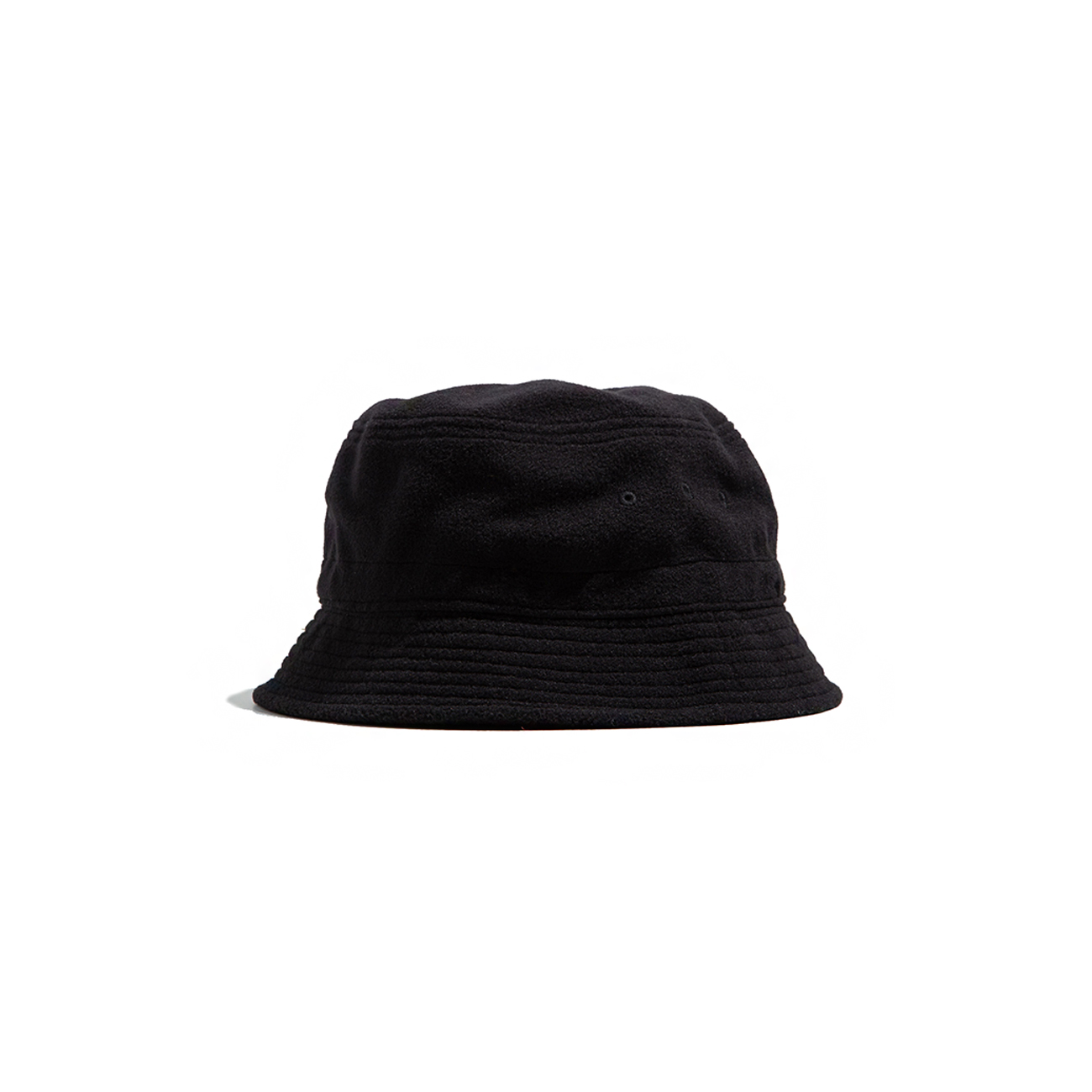 Fleece String Bucket Hat