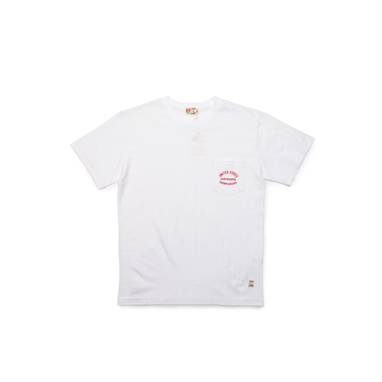 Surfboard Pocket Tee