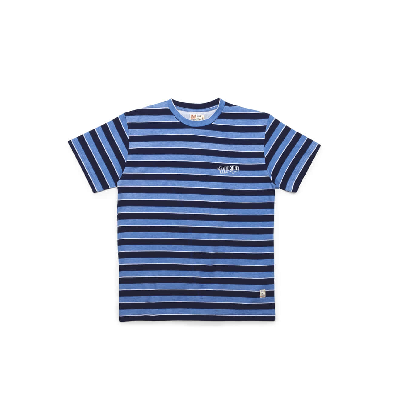 Wipeout Stripe Tee