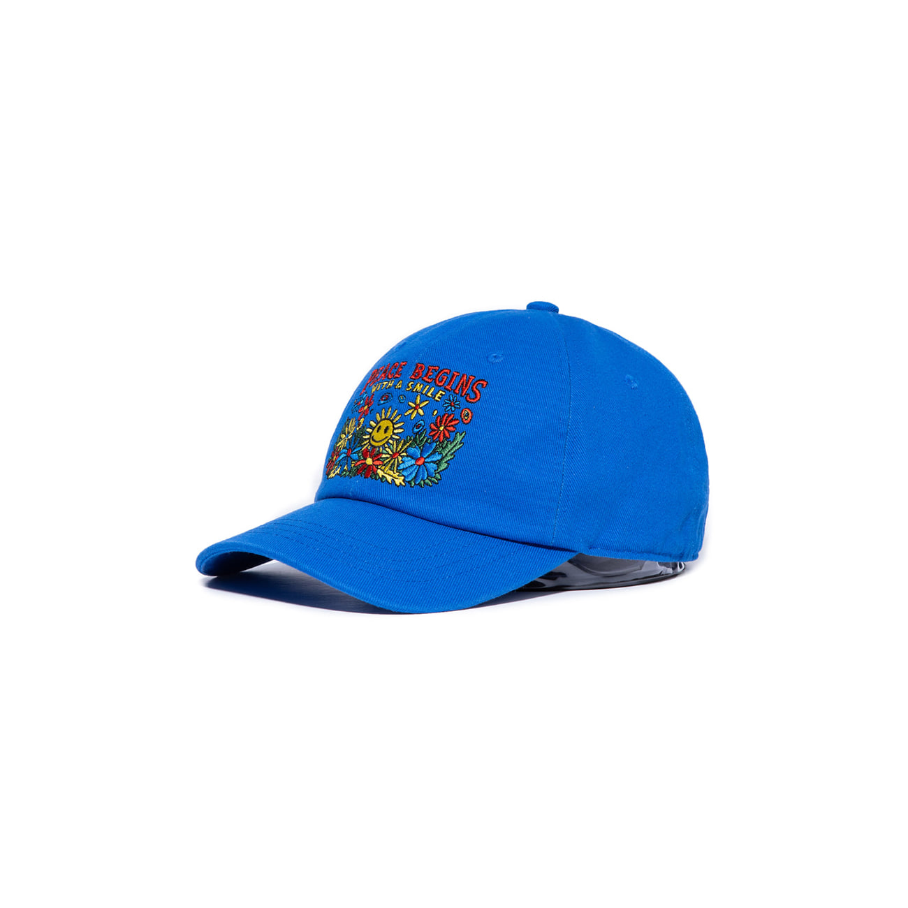 Flower Movement Cap