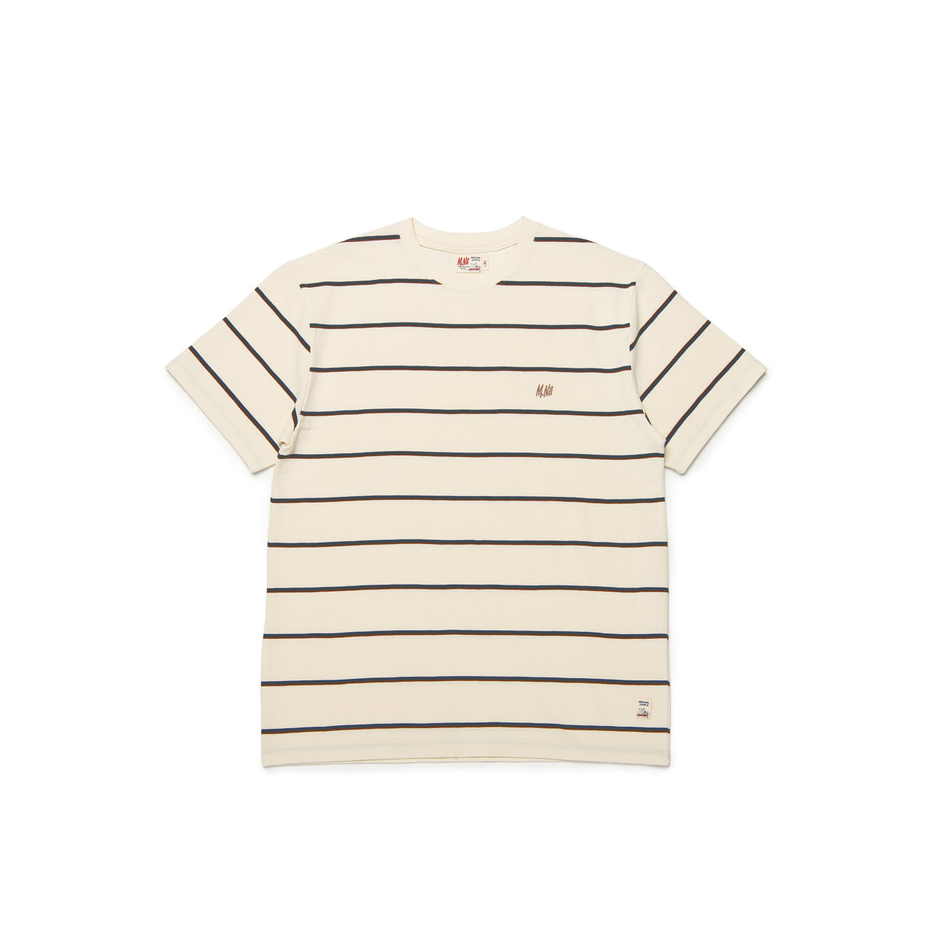 Stripe Retro Logo T-Shirt