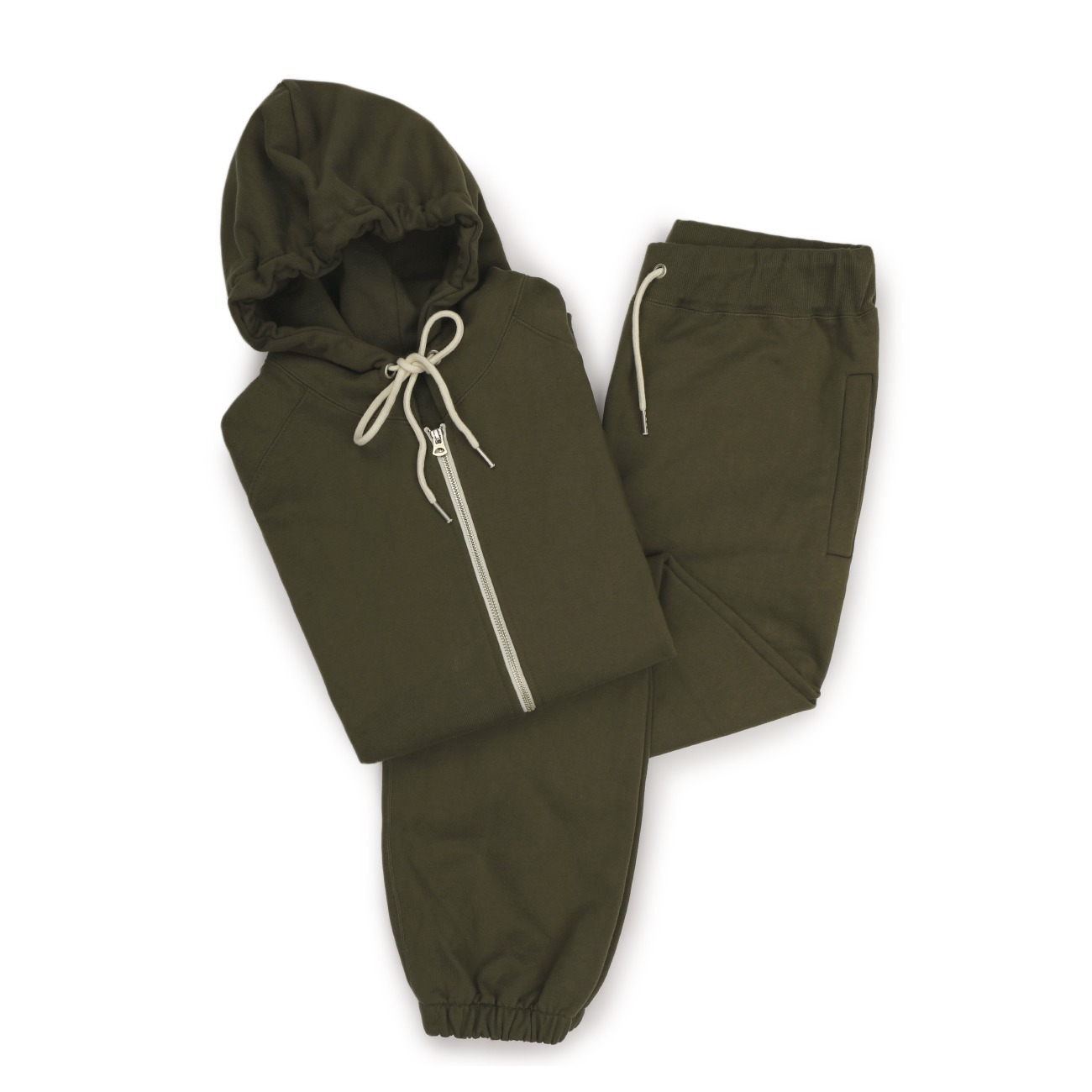 (SET 할인적용 10%) 89 Zip Up Hood + Pants